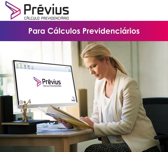 PRÉVIUS 3.0 | NOVA VERSÃO | CÁLCULOS PREVIDENCIÁRIOS