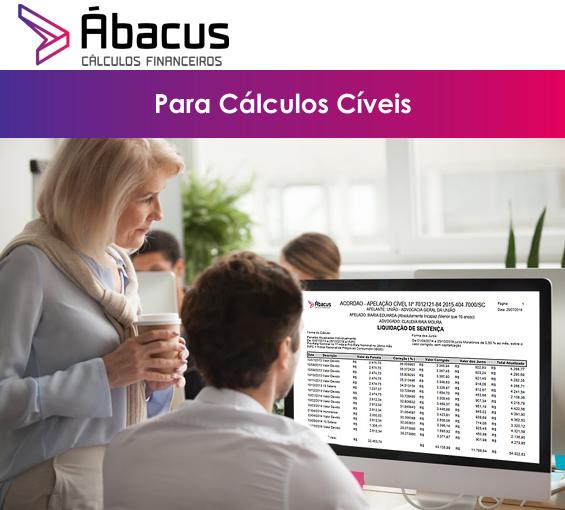 Abacus 6.0 calculos financeiros